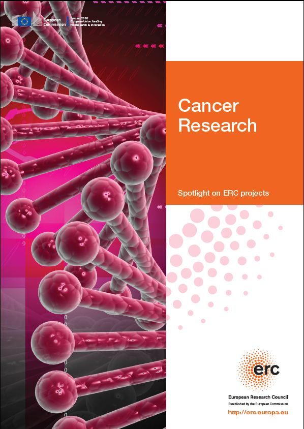 Cancer Research brochure 2014