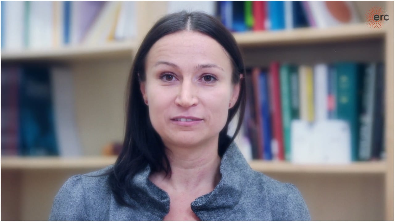 Watch the video:How I got my ERC grant -  Dr Ágnes Melinda Kovács