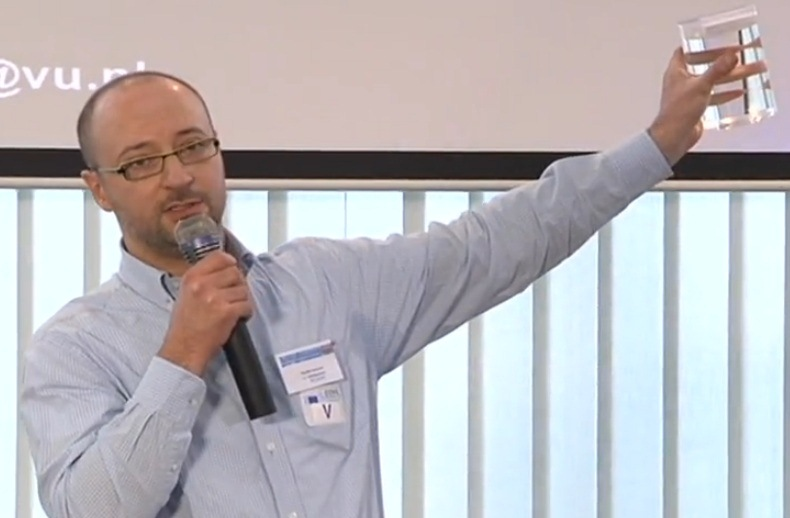 Watch the video:Science Business event - Davide Iannuzzi