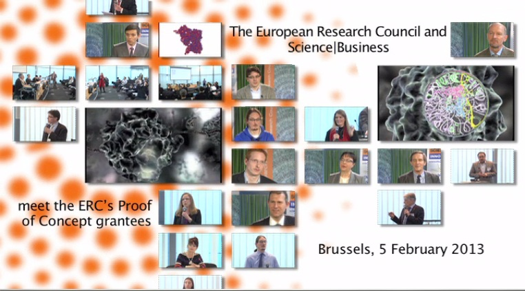 Watch the video:Science Business (2013)