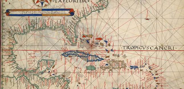 Sailing the mysteries of old maps | ERC