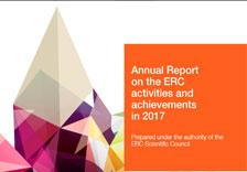 Annual Report on the ERC activities and achievements in 2017