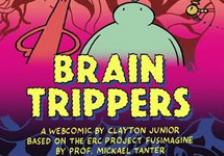 ERCcOMICS: Brain Trippers, a webcomic based on ERC project FUSIMAGINE